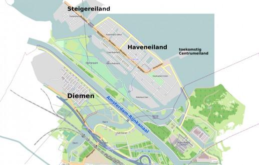 Sportieve behoefte IJburg – ruimtelijke sportnorm