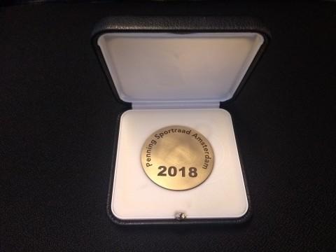 Genomineerden Penning Sportraad 2019