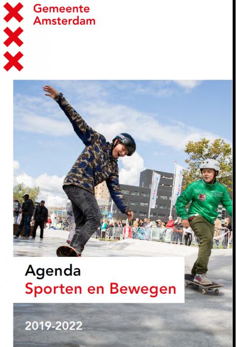 Aanvullend Advies Agenda Sporten en Bewegen (2019-2022)
